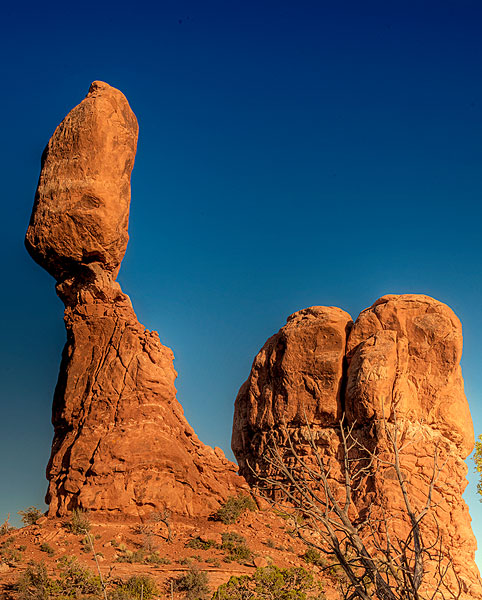 arches national park; utah, usa